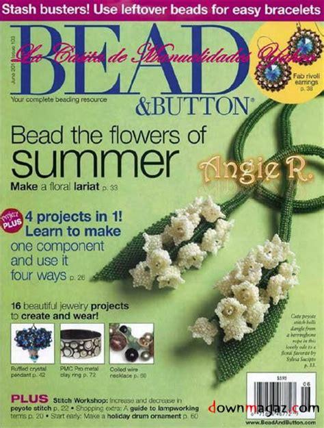 beading magazines bead button june 2011 187 pdf magazines magazines commumity