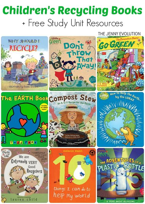 free children s books with audio and pictures children s books on recycling study unit resources