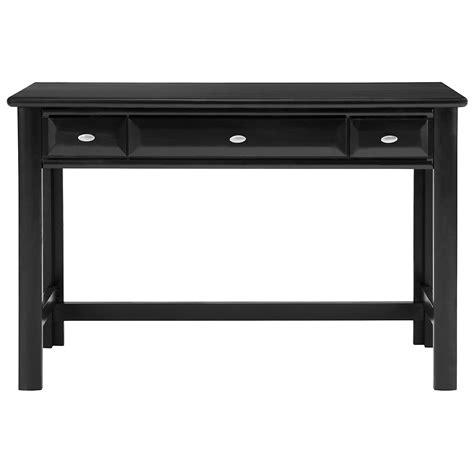 black writing desk city furniture laguna black writing desk