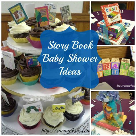 picture story book ideas storybook baby shower ideas just b cause