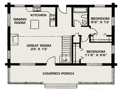 small log cabins floor plans small log house floor plans small log cabin living small house floor plans free treesranch