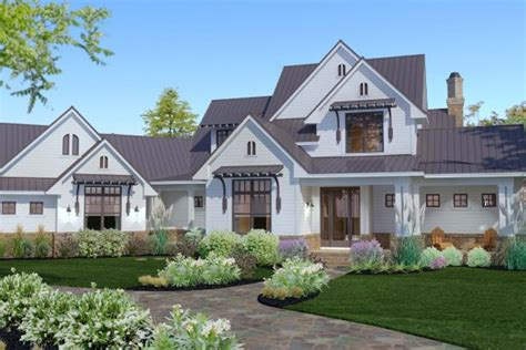 modern farmhouse floor plans falls modern farmhouse floor plan david e wiggins architect pllc