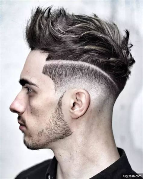 back and sides haircut best 40 shaved sides hairstyles and haircuts for men