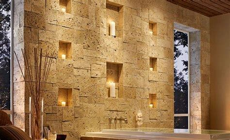 home decor stones how do you feel about indoor walls freshome