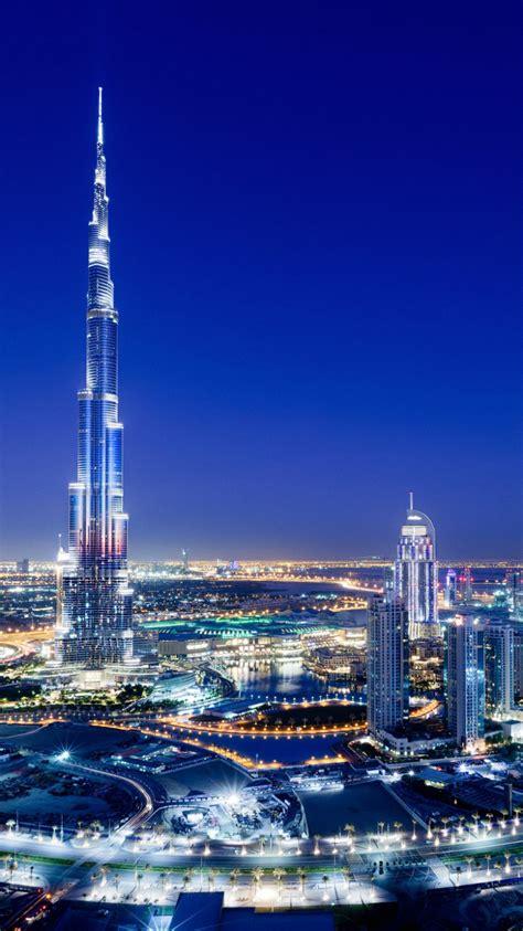 Dubai Hd Pic iphone 7 man made burj khalifa wallpaper id 584991