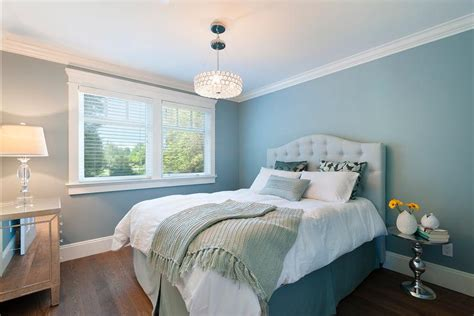 blue bedrooms blue bedroom walls design ideas