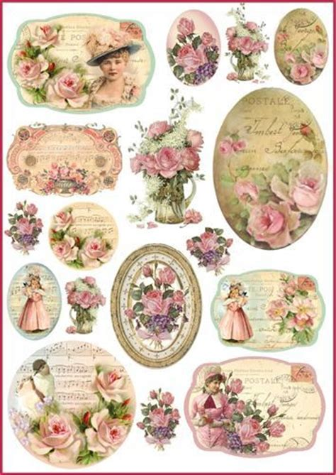 free decoupage prints 7037 best images about free vintage printables and some