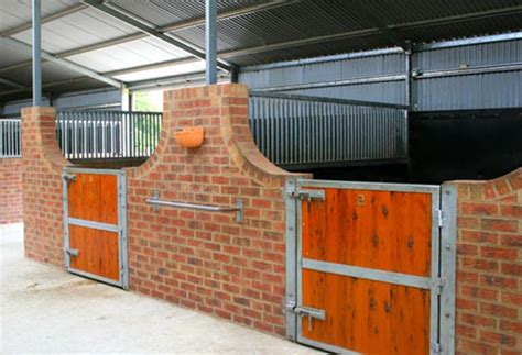 Low Cost Home Building stables approved trader