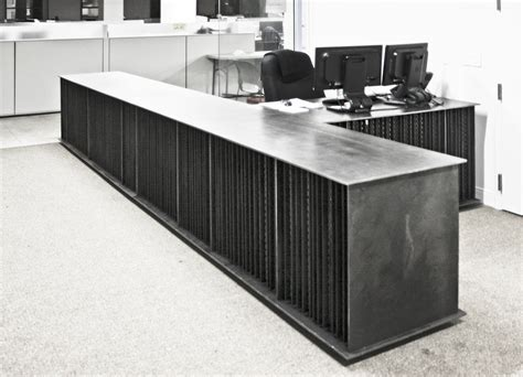 build your own reception desk home office how to build reception desk for engaging and