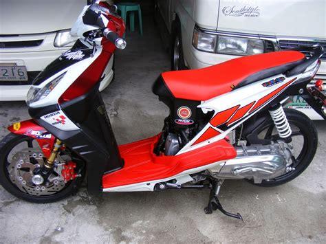 Kumpulan Modifikasi Motor by Kumpulan Foto Modifikasi Motor Honda Beat Terbaru Otomotify