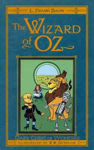 the wizard of oz picture book the wizard of oz by l frank baum chest of wonders
