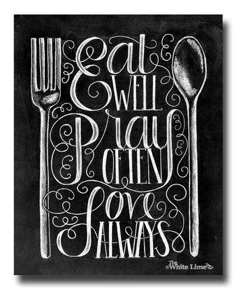 painting chalkboard signs 25 best kitchen quotes on wall sayings