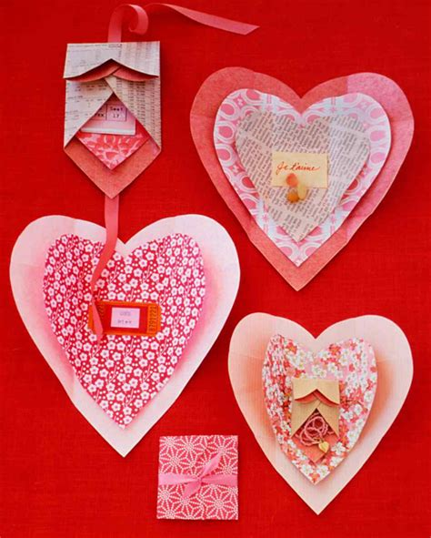 paper hearts crafts day paper wrap crafts