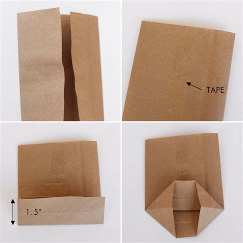 how to make craft paper bags 17 best ideas about small brown paper bags on