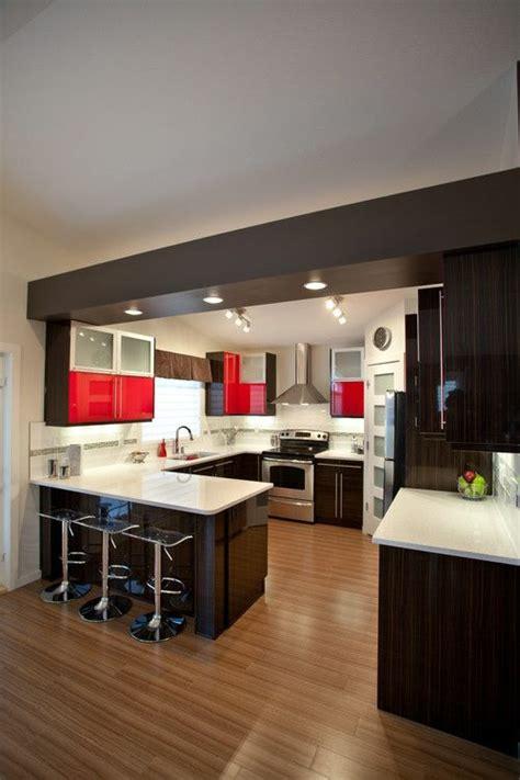 u shaped kitchen remodel ideas u form k 252 che 35 designideen f 252 r ihre moderne