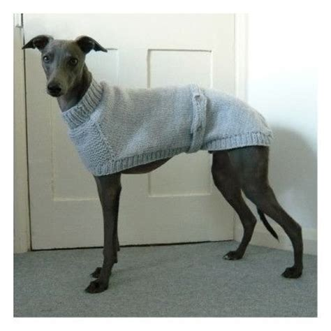 greyhound knitting pattern free knitted hound sweater iheartwhippets a responsive