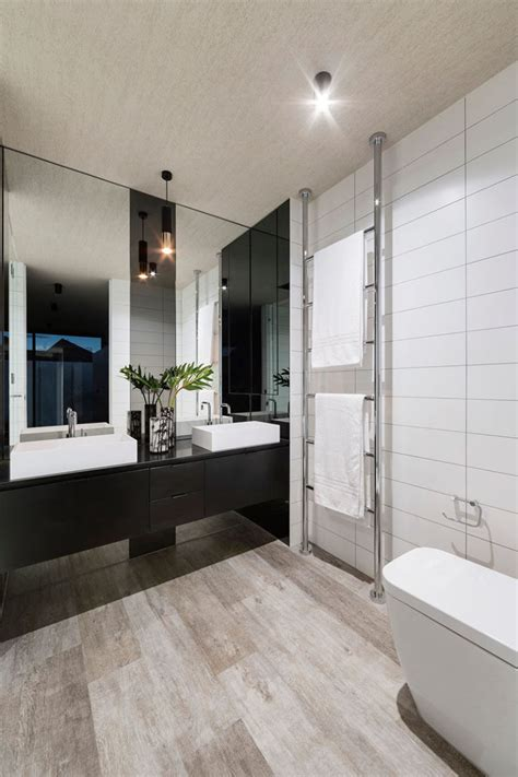 large wall mirrors for bathroom bathroom mirror ideas fill the whole wall contemporist