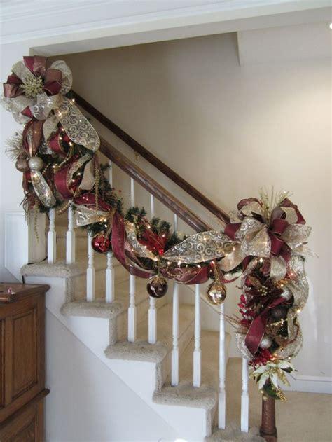 stairway garland 28 best stairway garlands images on
