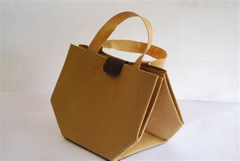 origami bags with paper origami bag on behance