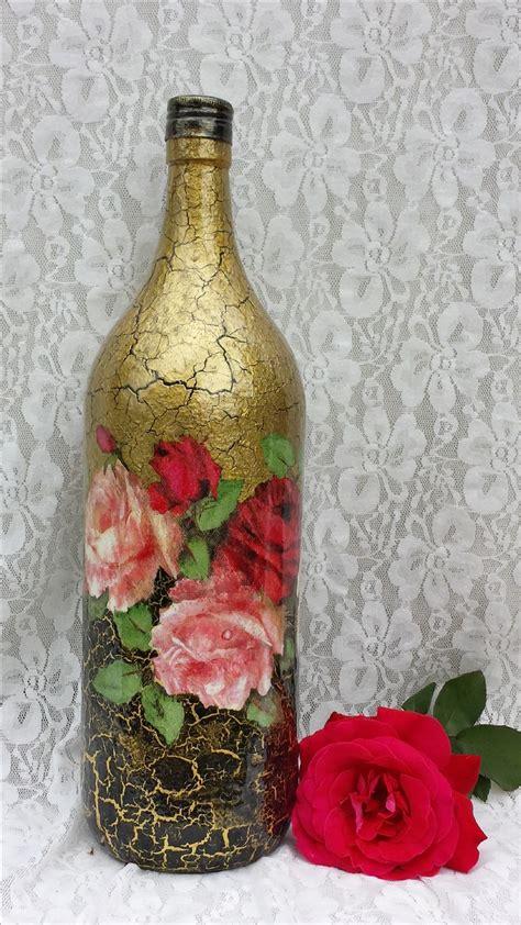 spray decoupage best 25 spray painted bottles ideas on paint