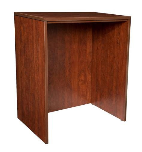office furniture stand up desk regency office furniture legacy stand up desk 36 quot w x 23