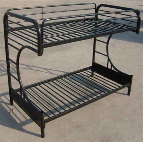 black metal frame bunk bed black metal futon bunk bed 28 images eclipse metal
