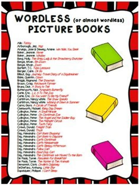 wordless picture book activities 1000 images about wordless books on