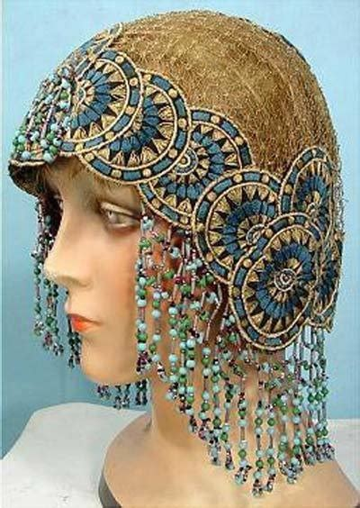 beaded flapper headpiece pin by k r on 1920s flapper headpieces
