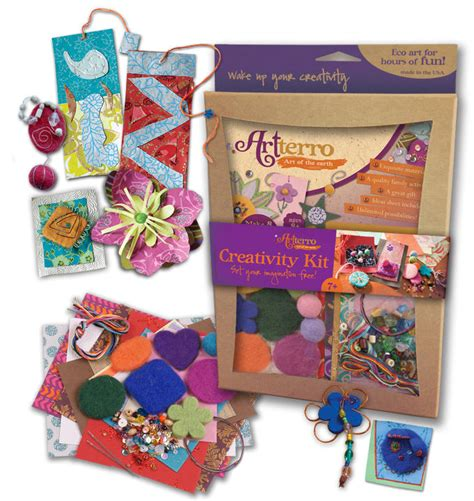 craft project kits artterro diy craft kit giveaway soap deli news