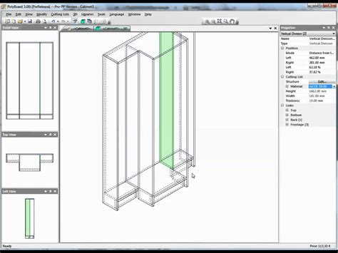 free woodworking software downloads design free form furniture with polyboard cabinet and