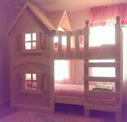 dollhouse bunk bed the dollhouse bunkbed by imagine that playhouses more