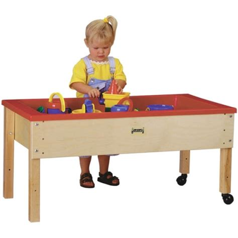 water sensory table jonti craft sensory table toddler height 0286jc on sale now
