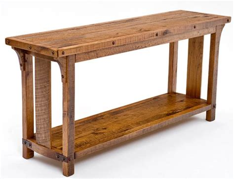 sofa table woodworking plans solid wood sofa table amish mission sofa table keystone