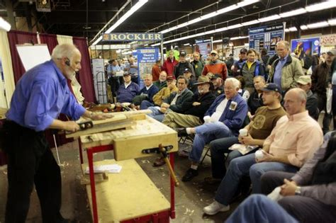 Portland Woodworking Expo Provides Lessons For Hobbyists