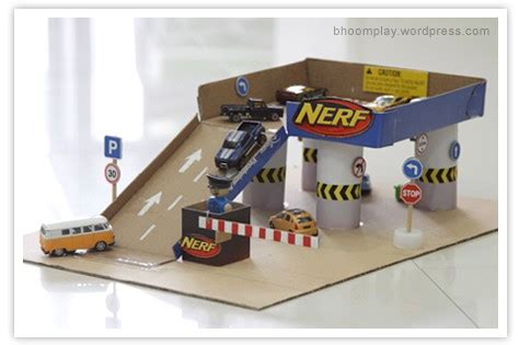 Garage Shop Design Ideas 5 amazing toys you can make from cardboard inner child fun