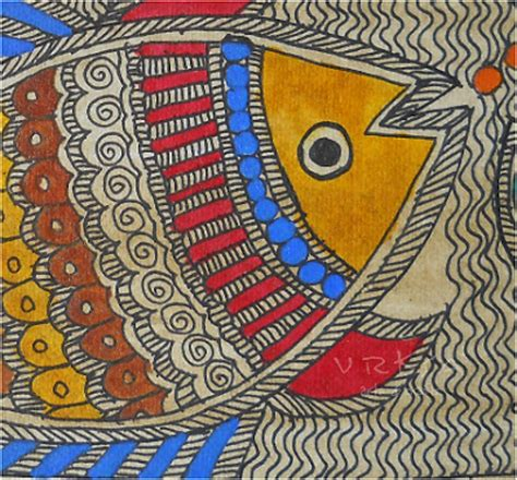 indian arts and crafts for vrksa arts crafts fish madhubani indian traditional