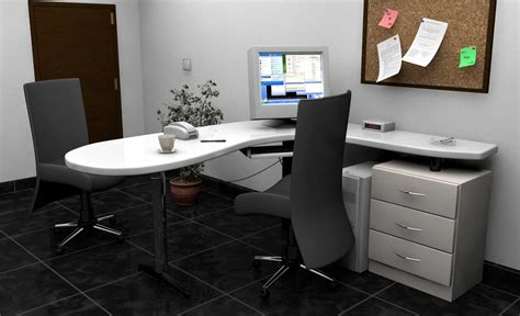 desks home office modern front modern home office desk furniture with l shape design