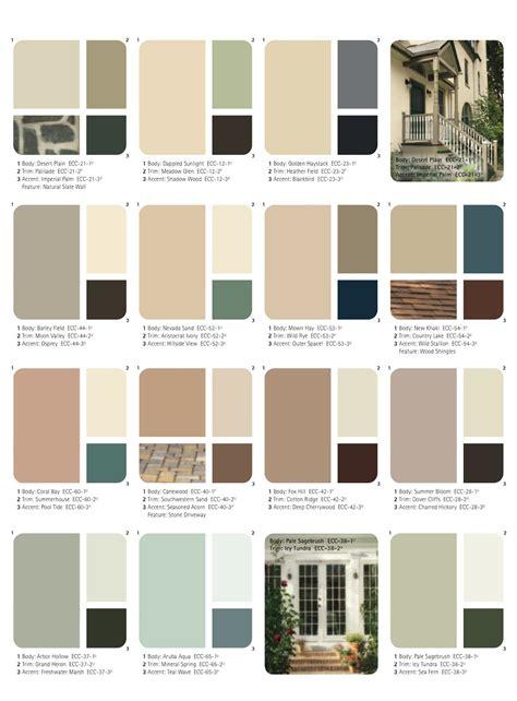 paint colors for exterior exterior paint schemes on exterior house