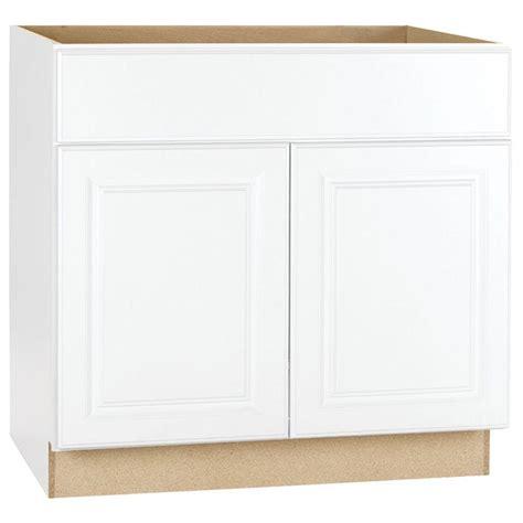 kitchen sink base cabinet hton bay hton assembled 36x34 5x24 in sink base