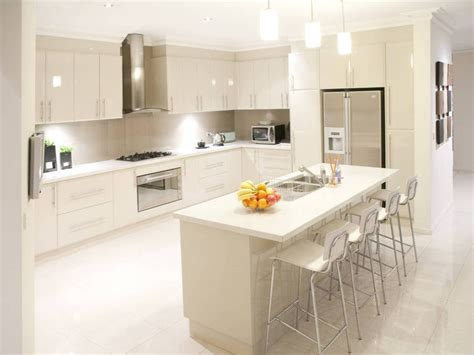 open plan kitchen design modern open plan kitchen design using tiles kitchen