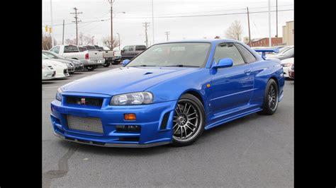 1999 Nissan Skyline Gtr R34 For Sale by 1999 Nissan Skyline Gtr For Sale Autos Post