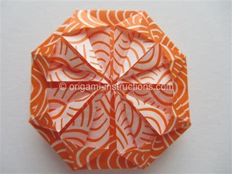 origami chrysanthemum origami kusudama chrysanthemum flower folding