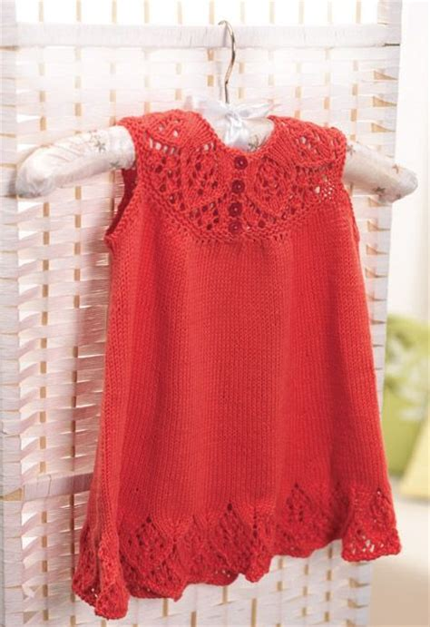 free knitted dress patterns for toddlers free pattern meredith baby dress knitting crocheting