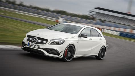 Mercedes Amg by 2016 Mercedes Amg A45 4matic Review Track Test Caradvice