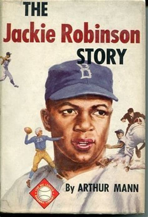 jackie robinson picture book robinson signed autograph the jackie robinson story