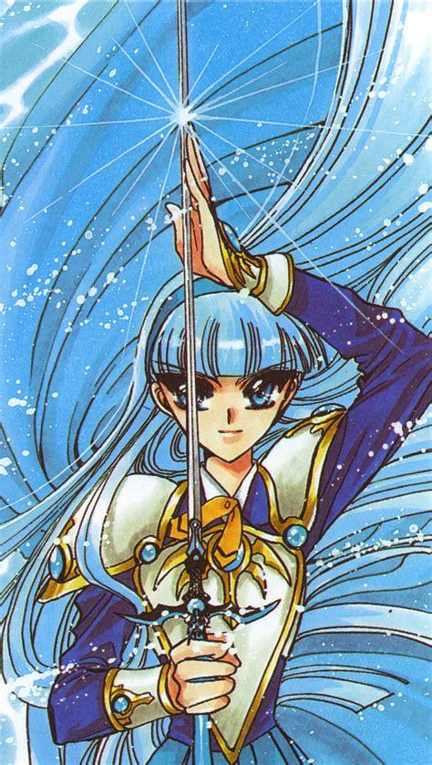 magic rayearth magic rayearth umi 04 minitokyo