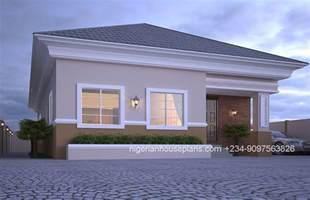 One Bedroom Duplex 4 bedroom bungalow ref nos 4012 nigerianhouseplans
