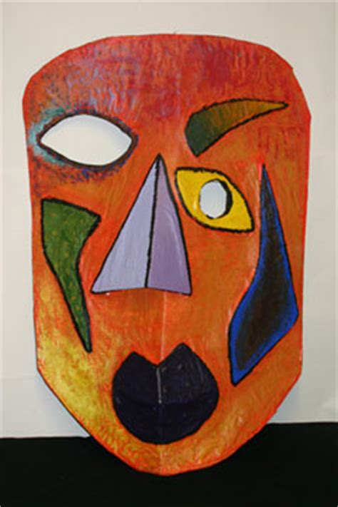 picasso paintings mask new solebury high school