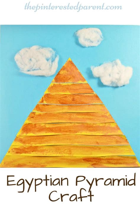 pyramid craft project 1000 images about the pinterested parent posts on