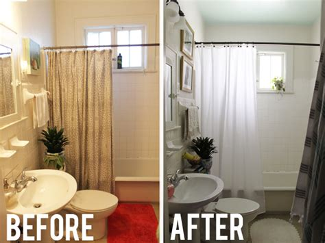Bathroom Renovator by Amazing Diy Before And After Bathroom Renovation Ideas